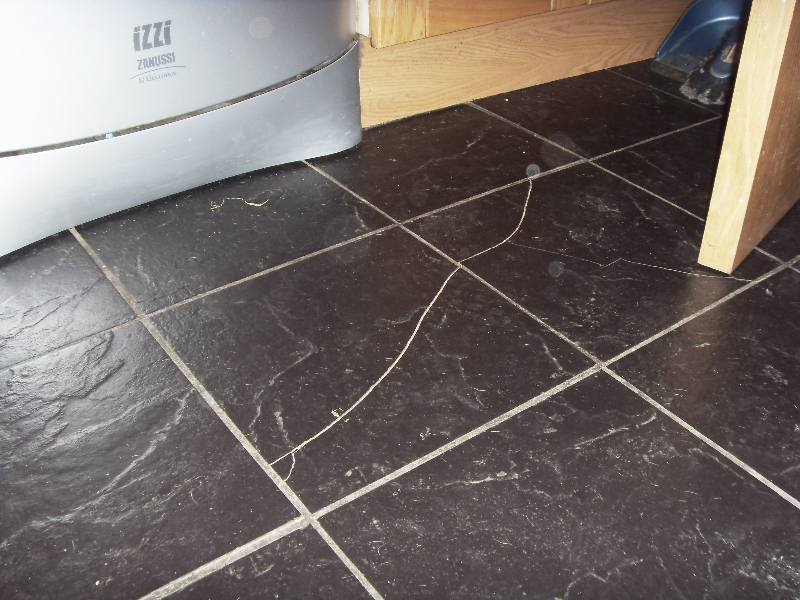 Tell Tale Signs Of Pyrite Problems Pyriteresolutionie - Cracked tile foundation problem